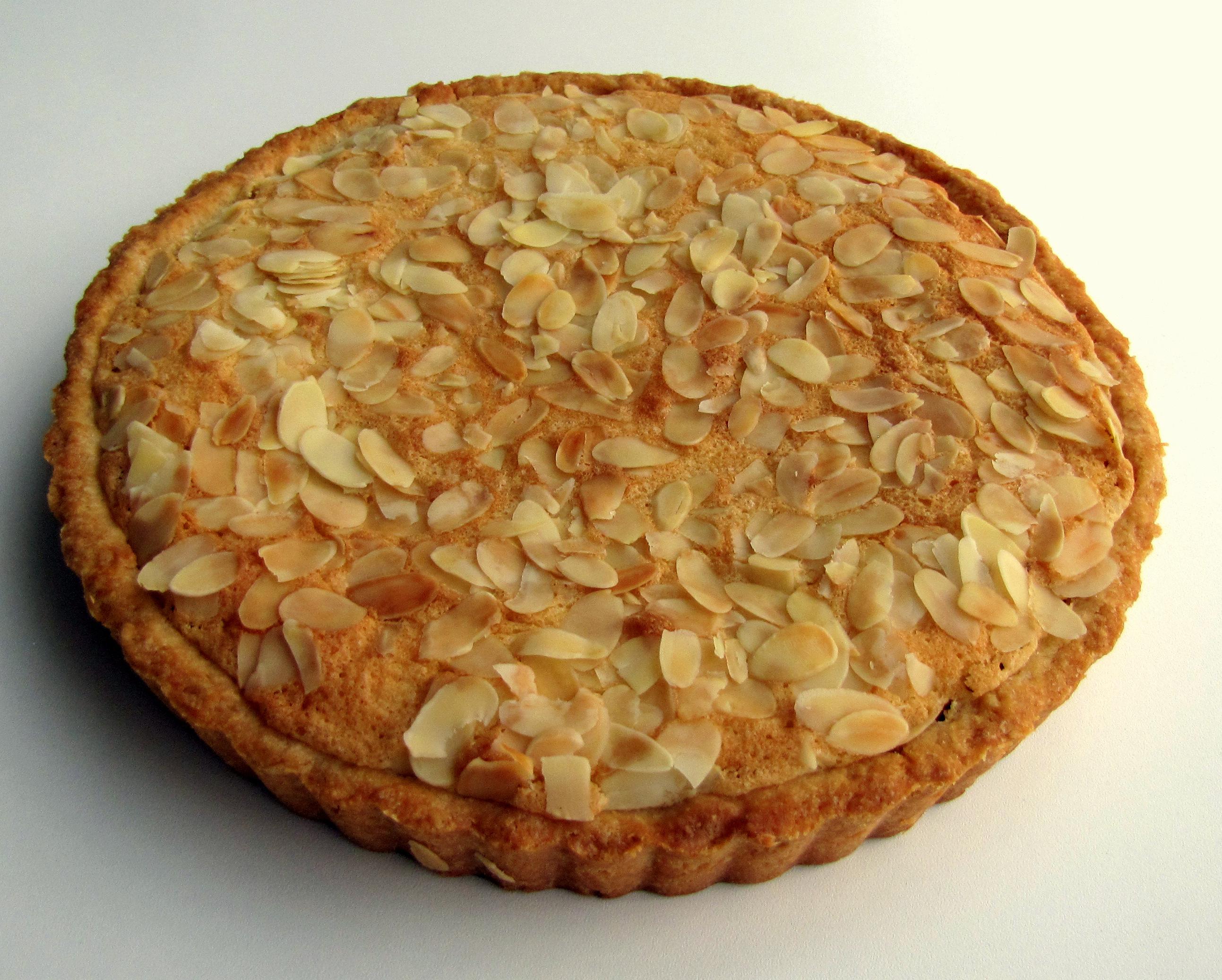 Italian Almond Tart | Bake-a-tron