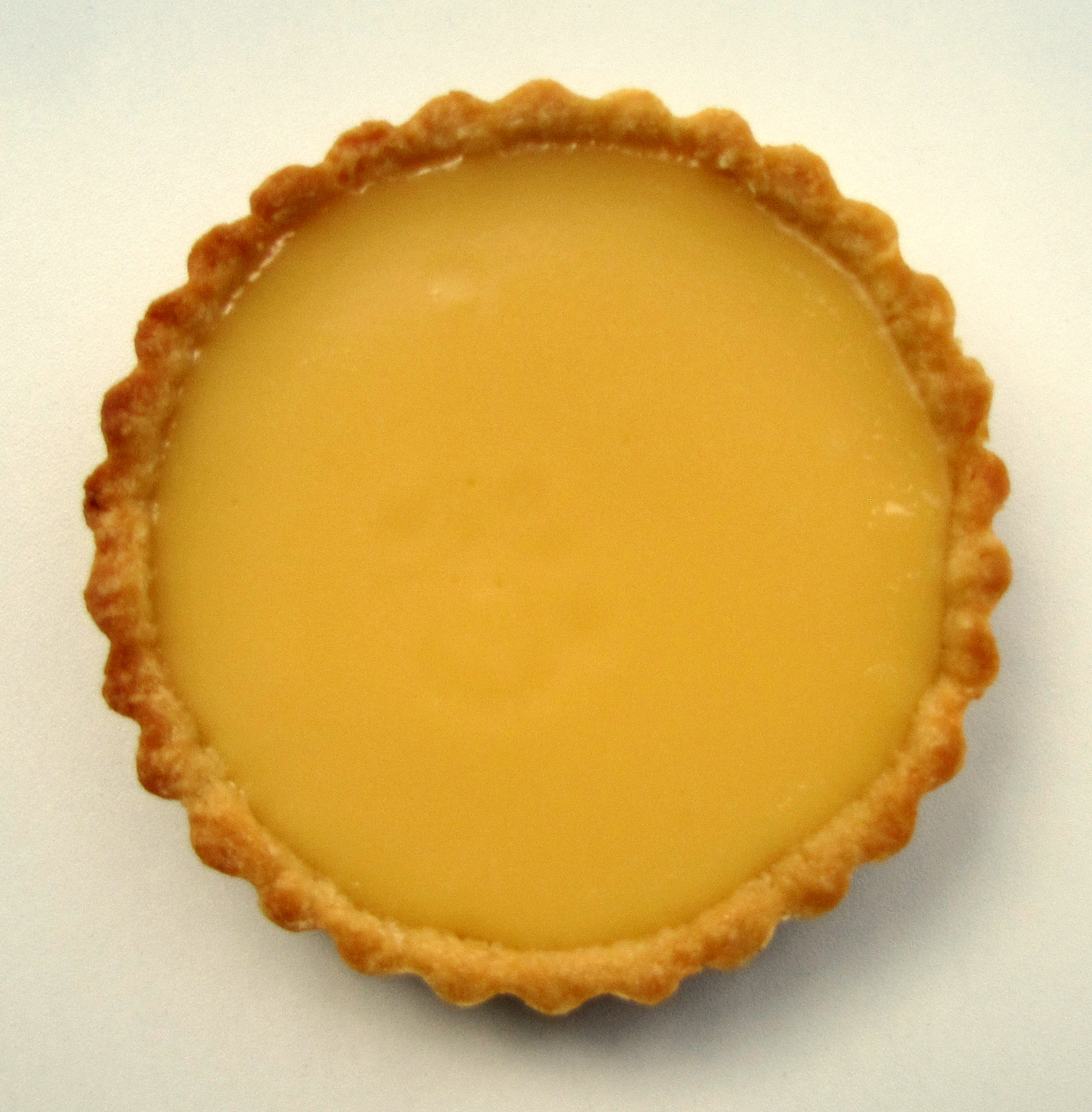 Lemon Tart | Bake-a-tron