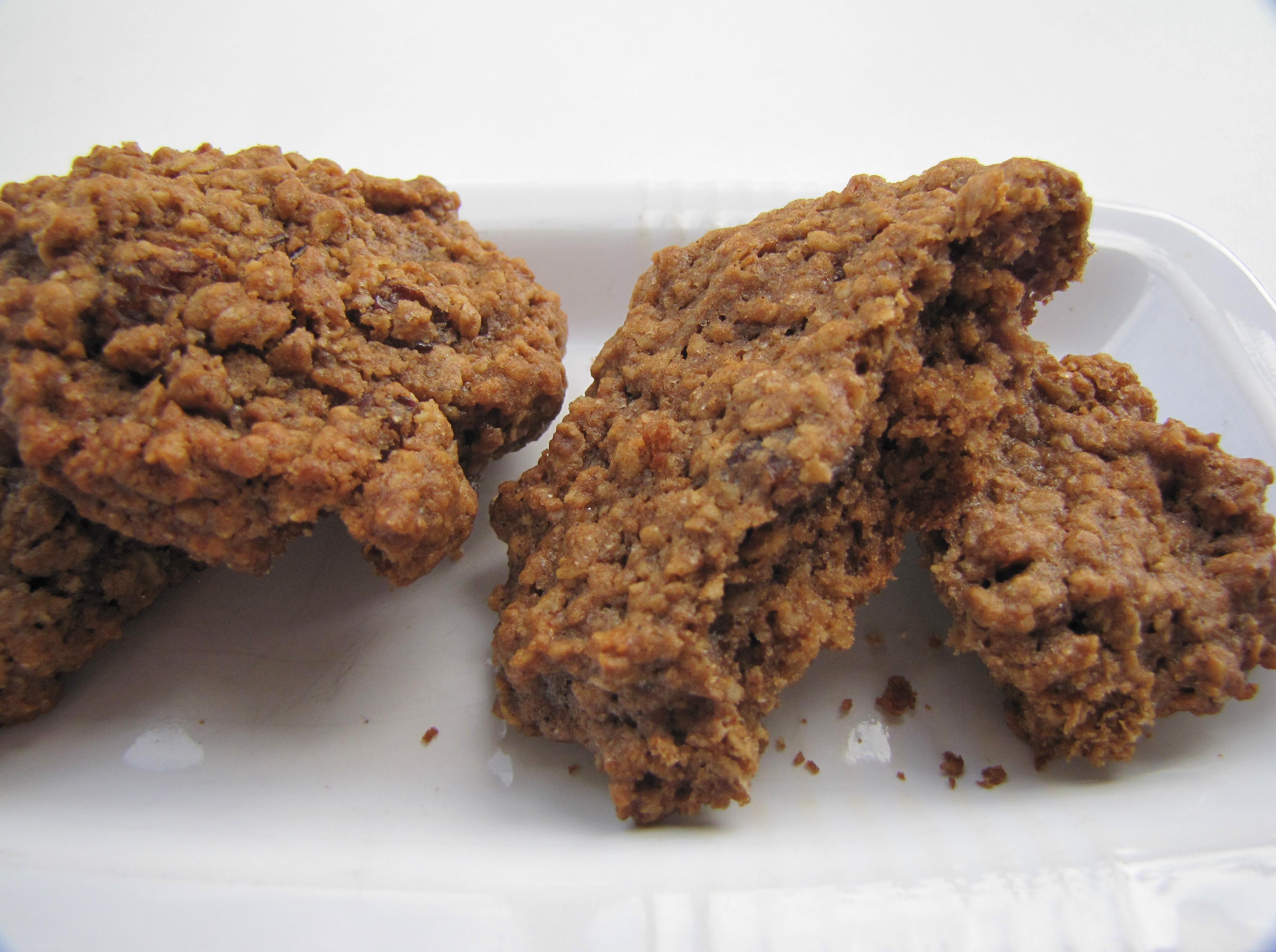 Oatmeal Raisin Cookies | Bake-a-tron