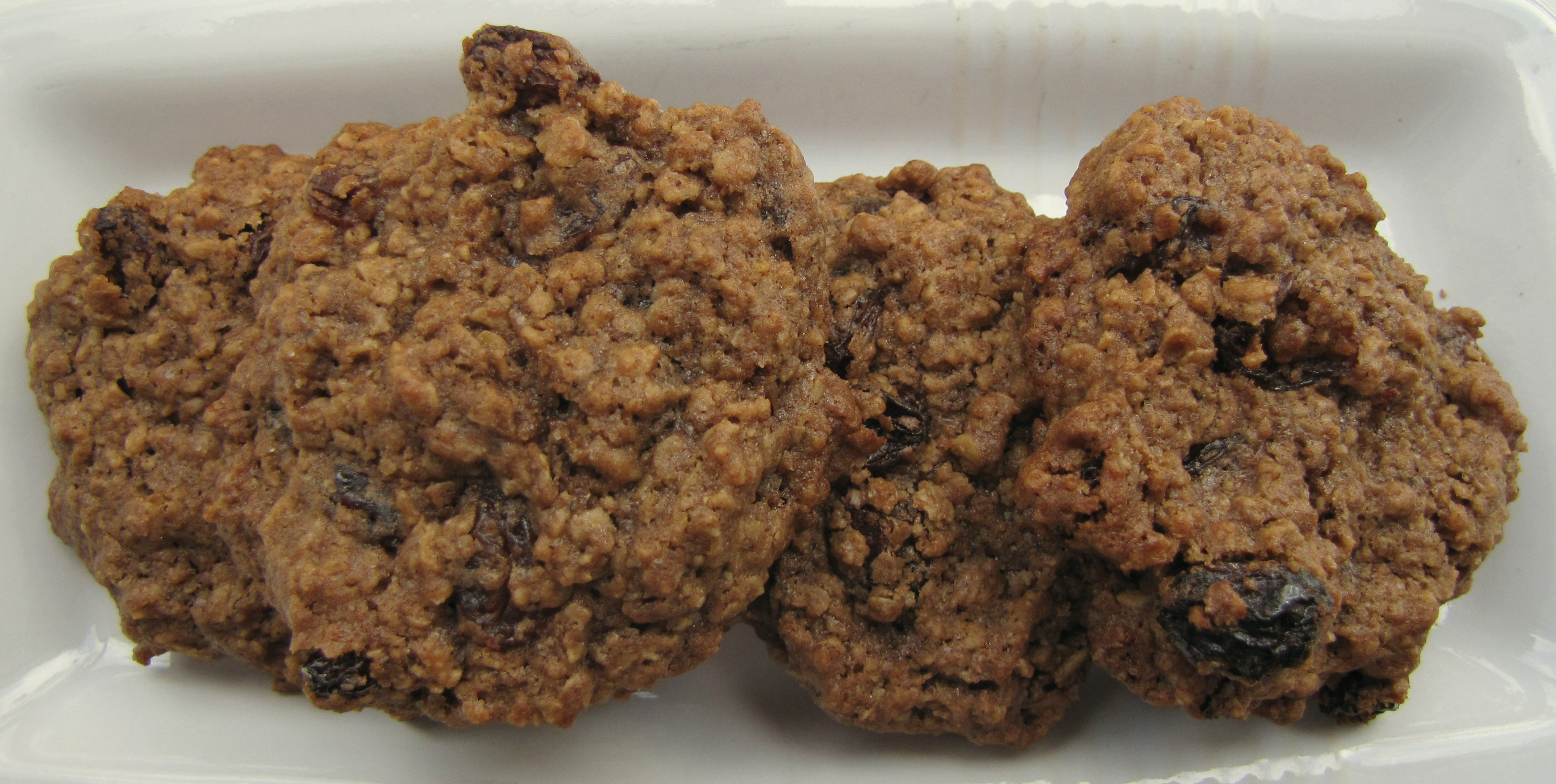 Oatmeal Raisin Cookies | Bake-a-tron